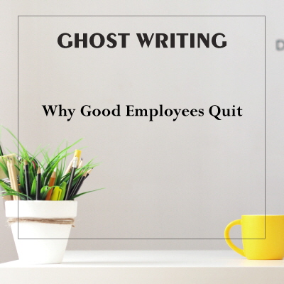 Ghost Writing Freelance